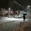 大雪@東京