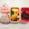 【幼稚園】お弁当記録。暑い季節は「自然解凍できる冷凍食品」に頼るべし。
