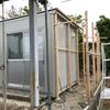 【ハウスDIY進捗】ピクチャーレール設置&屋外改装スタート