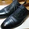リーガルの革靴を買って一週間