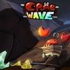 Crabwave トロッコに乗ったカニが宝石やモグラを叩くリズムアクション