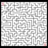 矢印付き迷路:問題22