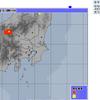 記録的短時間大雨情報!嬬恋村で1時間に100ミリ!
