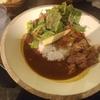 神田【カレーの比嘉】ヒガカレー ¥850+大盛 ¥100