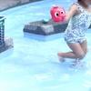 千代田区の公園プールは監視員とおもちゃ付き!/東郷公園でみずあそび