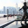 <香港:尖沙咀>星光大道Avenue Of Stars ~3年ぶりにリニューアルオープン!~