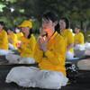 「7.20事件」から22周年 日本の法輪功学習者が横浜でパレード 民衆から声援