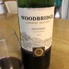 カリフォルニアワイン ジンファンデル ウッドブリッジ