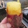今ひとたびの焼き芋