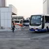 東京新宿-名古屋線・中央ライナーなごや3号(ジェイアール東海バス・名古屋支店) 2TG-MS06GP