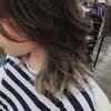 新潟 美容師 三林 夏です ハイトーンです 海なんです