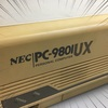 憧れのレトロPCをついにゲット!PC-9801UX