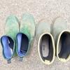 父さんの長靴
