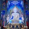 黒い家と白いお寺と青いお寺の巻【チェンライ旅行 7】