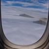 台湾旅行記① 機上の人
