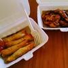 インドネシア旅行記 【コモド編】 ラブアンバジョで1日目の食事 カフェで好きなものをテイクアウェイ!!!