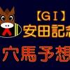 【GⅠ】安田記念 結果