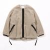 ラヴィット!田中美保 さんが着用 ニコアンド「クルーネックボアジャケット」 3名様にプレゼント!