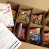 カルビー 47都道府県の味のスナック菓子詰合せ が当選