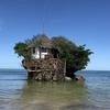 タンザニア・ザンジバル島の幻想的な海に浮かぶレストラン「THE ROCK」