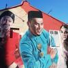 マレーシア、マラッカのウォールアート