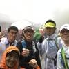 途中棄権 Mt.Hiei International Trail Run 2017