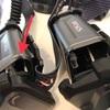 ゼクサスヘッドライト修理(型取り編)