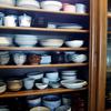 一人会議、お題は「食器棚の更なる整理整頓」