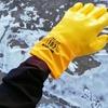 マイナス60度の防寒用手袋はマイナス15度の寒さにすら耐えられない