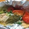 サーモンのイタリアンホイル焼き~フライパンで簡単にできる!