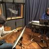 レコーディングの様子 2