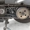 バイク整備、ウェイトローラー周りの汚れは変速に大きな影響がでるよ!