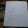 KRY 山口放送 成田弘毅アナにサインを頂きました。