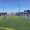 4月23日 U-8練習試合総括