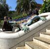 【スペイン】ガウディが作り上げた世界遺産・グエル公園。自然と芸術の調和を楽しむ!