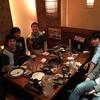 田中バドミントンクラブ1周年記念パーティー・・・