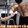 背中の効果的なトレーニング法 ~山澤礼明×山本義徳 SSC~