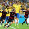 台風とワールドカップ