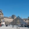 フランス パリのトランジットで 6 ルーブル美術館