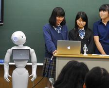 【Future Stride】女子中学生が楽しめるPepperアプリ開発体験を企画せよ!