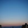 夕暮れの散歩①