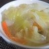 野菜不足を解消するために簡単で野菜いっぱいコンソメスープ