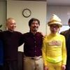 「サンガくらぶ 徹底分析!ティク・ナット・ハン」(講師:島田啓介、ゲスト:宮下直樹)に参加しました。