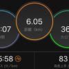 ジョギング6.05km・ジョグでもやっぱり膝痛が出る&11月のまとめ