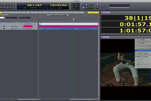 柳田将秀が使うDigital Performer 10 〜第4回:MV制作やライブで役立つ映像ファイルをDPで扱うテクニック