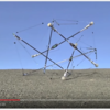 NASAが開発している自走するテンセグリティ