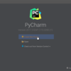 PyCharmでAnaconda(Python)とDjangoの開発環境を構築する  その2