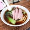 【金沢 ラーメン】「季節のしょうゆラーメン」麺や 福座 (ふくぞ)