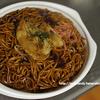 セブンイレブン「麺たっぷりソース焼きそば」&セブンプレミアムのカレー(感想レビュー)