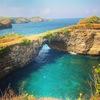 【インドネシア】バリ島からすぐ!感動の絶景に出会えるヌサ・ペニダ島!②